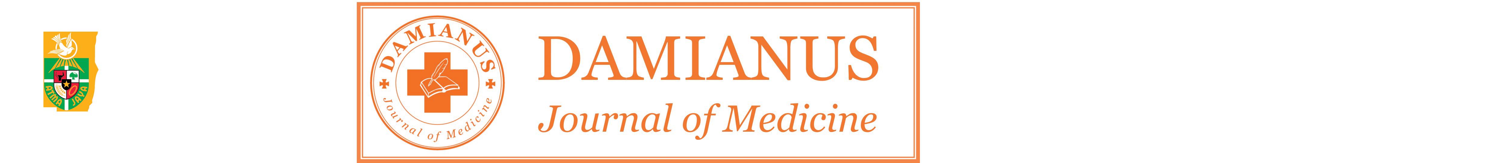Logo Jurnal Damianus